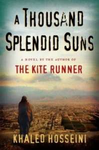 A Thousand Splendid Suns Buchcover