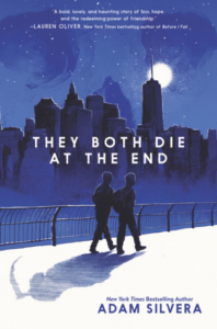 They Both Die at the End Buchcover
